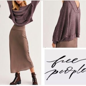 Free People Westend Thermal Top Size L